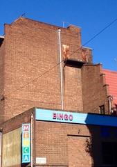 Bingo! Mecca. #bingo #mecca #architecture #urban #humour (nicci.prasa) Tags: bingo mecca architecture urban humour