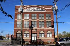 H. P. Harrison Co. (jschumacher) Tags: virginia petersburg petersburgvirginia building