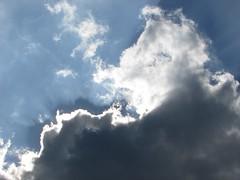 Cloudscapes #175 (tt64jp) Tags:      cloud sky nature japan cloudy sun light ray blue gray white shine weather  nuage wolke nube      solar soleil sol   gunma kiryu