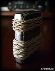 gaucho'd zippo 3 (Stormdrane) Tags: stormdrane gaucho knot 7lead6bight interweave 14mm nylon braided string line zippo streetchrome lighter flame torch fire naptha fuelbeprepared smoke crktm16 pocketknife edc everydaycarry steel hiking camping backpacking fishing boating sailing scouting military survival zombie apocalypse decorative useful gift share sell sale new