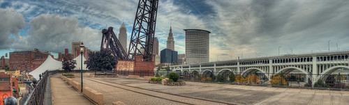 Cleveland In The Autumn