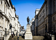 ''Clive of India'' (littlestschnauzer) Tags: buildings clive india majorgeneral robert bronze grade iilisted whitehall statue london england uk summer 2016 history historical sightseeing tour tourist attraction grand