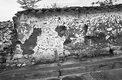 Just a street (Magdalena Szata) Tags: analog bw barichara colombia ilfordfp4125plus ilfordid11 kwiecie minoltaxd7