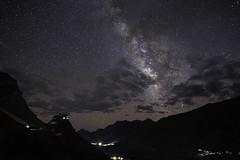 Our place among the stars (Shashanka Nanda) Tags: india himachalpradesh spiti nightphotography nightsky milkyway stars astrophotography mountains himalayas buddhism buddha moanstery