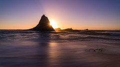 Martin's Sun (Darkness of Light) Tags: martins beach pacific ocean half moon bay hoya nd filters voigtlander 21mm ultron