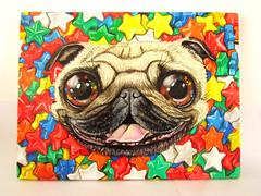 RCS-221 (Rochio Artist) Tags: rochioartist art artist rochio pug sog painting cute