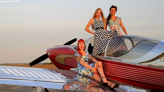 Pin Up - Patrouille Swift