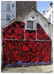 Horphe (Philippe Basset) Tags: paris graffiti pal horfe horphe clickclaker