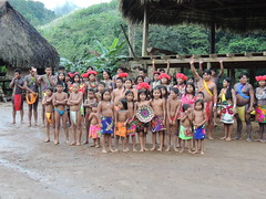 DSCN0974 (KaDresel) Tags: children landscape rainforest child chief panama embera villiage chieftan nativeboy nativewoman nativechief villiagelife nativemen emberaboy emberawomen emberavilliage nativevilliage