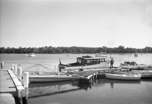 Boat at Dock 006