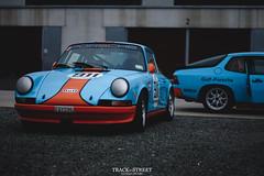 Gulf 911 (tM..) Tags: downs gulf 911 racing porsche hampton tracktostreet