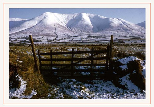 Galtee Mountains, Co. Tipperary, Ireland