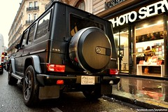 G65 AMG (JayR Photos) Tags: black paris france mercedes benz nikon december saudi matte amg 2012 v12 ksa jayr biturbo g65 d3100