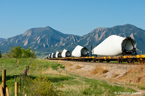 Photo - Turbines on Track: Boulder's Energy Future