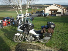 Samara 2012 - Yamaha XJ 900  et ensemble (gueguette80 ... Définitivement non voyant) Tags: bike club 02 moto yamaha et ensemble 900 treffen samara 2012 picardie motos decembre xj somme taisnil rassemblement hivernal