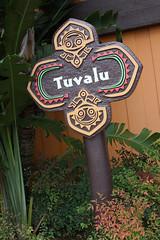 Tuvalu Sign