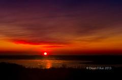 Benbrook Lake Sunrise (dfikar) Tags: park city sky lake nature water beauty landscape outdoors pond texas unitedstates outdoor horizon scenic dramatic nobody fortworth manmadelake benbrooklake urbanlake bodyofwater nonurbanscene
