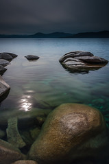 Lake Tahoe (karjul) Tags: california vacation usa water stone nikon wasser urlaub nevada laketahoe northamerica amerika stein 2012 kalifornien d90 nordamerika explored inclinevillagecrystalbay mygearandme blinkagain urlaubusa2012 vacationusa2012