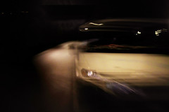 Go left. NOW! (Arthur Koek) Tags: car night thenetherlands motionblur harderwijk icm veluwe gelderland intentionalcameramovement