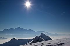 Mont Blanc (Hyprated) Tags: mountain snow ski france landscape vacances altitude neige savoie chamonix 74 mont blanc