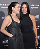 Courteney Cox and Neve Campbell