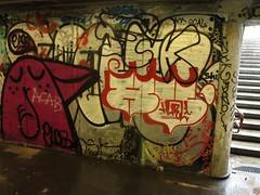 IMG_3680 (Don't Do This At Home!) Tags: wood streetart boys car sport train copenhagen neck denmark graffiti rust bravo joke fat gang kos tags f10 crew danish satan damn sw panels graff mok 1up bomb cabs danmark grape broke pst bombing fk posie noe kbenhavn throwups fsc bombers dsb teak dontdothisathome igen spk ntc ocr nf wholecar reload agurk lons stog fys carn spul grib enck asen wons bsq menik tvod lastvogn crazyone sofles icbp wober radi8 lazilla