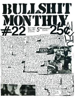 Bullshit Monthly