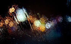 Windows & Rain (Cyrielle Beaubois) Tags: windows canada water rain bokeh hiver drop qubec nol 2012 dcembre canonef50mmf18ii canoneos5dmarkii cyriellebeaubois