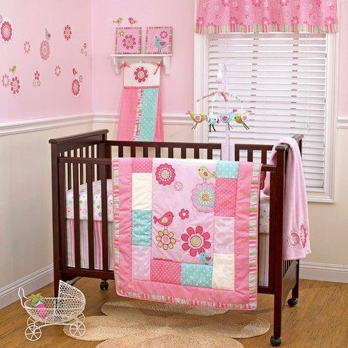 Decoración Dormitorios para Bebes Niñas – 10 Ideas de Ropa de ...
