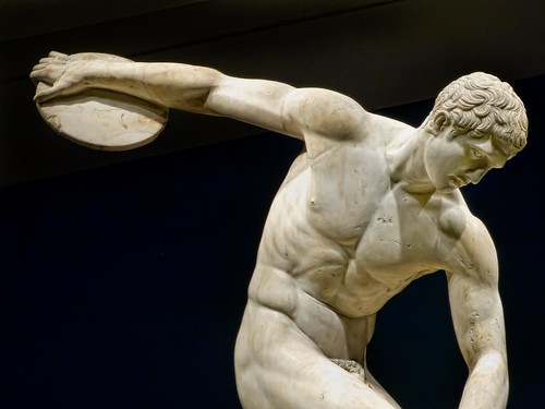 Authoritative point Greek male nude statues can