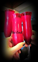 52/52 The End (fragile strength) Tags: red champagne theend end cheers 52weeks week52theme 522012 52weeksthe2012edition 522012edition newyears2013