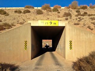 Zion to Page, Arizona