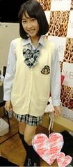  NMB48 [ʕ•͓͡•?]  : 4期研究生 明石奈津子 気合い! #NMB48