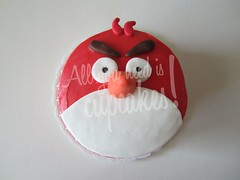 Angry Birds (All you need is Cupcakes!) Tags: argentina birds cupcakes you angry need angrybirds needcupcakes allyouneediscupcakes youneedcupcakes