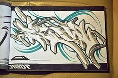 Blackbook (MR. BURNHUMANZ) Tags: espaa classic underground graffiti 3d spain model grafiti pastel huelva cream andalucia graffity crew drugs gratis graff grafity 2012 blackbook wildstyle graffiy abdt abasedetaker abasedetakercrew