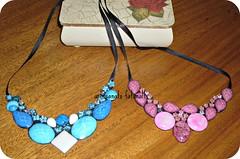 Maxi Colar (fatimalt) Tags: handmade colar feitoamão pedrarias maxicolar