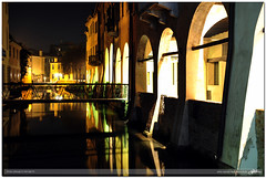 Treviso, although it's still night IV : Treviso, nonostante sia ancora notte IV (guido ranieri da re: work wins, always off) Tags: italy night nikon italia notte indianajones treviso veneto buranelli d700 nonsonoglianniamoresonoichilometri guidoranieridare