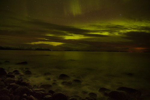 Aurora over Andøy