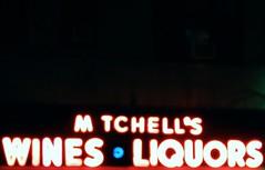 Mitchells (neppanen) Tags: usa newyork shop america store wine manhattan liquor storefront upperwestside mitchells liquorstore uws discounterintelligence sampen