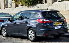 5708075 (rOOmUSh) Tags: auto blue ford car focus palindrome nogeotag