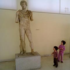 statue museum nokia roman marble archaeological copy piraeus 610 lumia piraieus polykleitan nokialumia610 lumia610 polykleitus