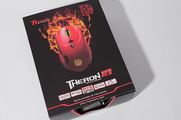 ttesports-theron 電競滑鼠開箱