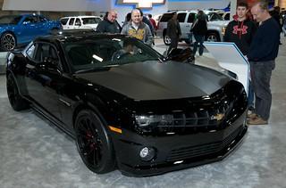 2013 Washington Auto Show - Upper Concourse - Chevy 6 by Judson Weinsheimer