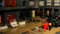 'Deception' [Turmoi] ([Stijn Oom]) Tags: lighting mall shopping lego scene fotos legos government mitchell fp oom forces stijn forklift pollard eclipsegrafx