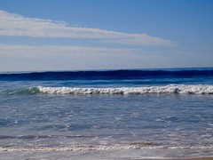 Coff Harbour (jimbooliver) Tags: beach coffsharbour sand ocean waves surf