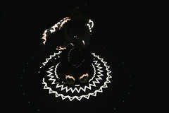 () Tags: magic dark art house light lights mysterious mystic moscow cosmos girl blue black drawing dream siluet