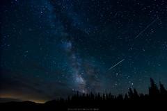 Greatest Show On Earth (John Behrends) Tags: mthoodnationalforest milkyway stars pentax pentaxk3 oregon cascades