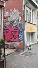 20150330_182043 (efsa kuraner) Tags: kadky istanbul streetart istanbulstreetart graffitiart wallart urbanart mural