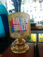 Greene King - Golden Breeze (DarloRich2009) Tags: goldenbreeze greenekingbrewery greeneking beer ale camra campaignforrealale realale bitter handpull brewery hand pull
