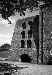 Moira blast furnace (robmcrorie) Tags: moira blast furnace museum iron canal leica m2 film black shire fp 35mm